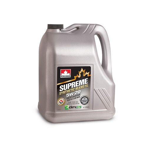 Petro-Canada Supreme Synthetic 5W-20 4л