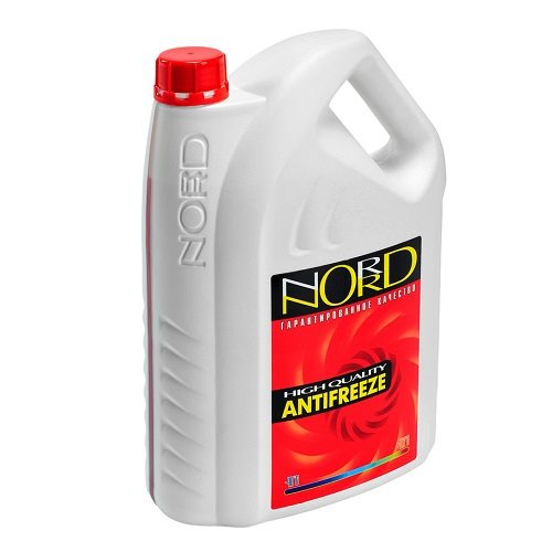 Nord High Quality Antifreeze G12 5л