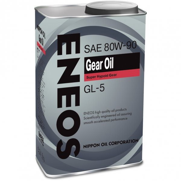 ENEOS Gear Oil 80W-90 GL-5 0.94л